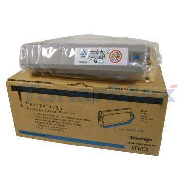 XEROX PHASER 1235 TONER CARTRIDGE CYAN 5K